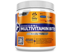 senior multivitamin bites