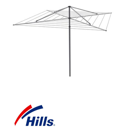 Hills Heritage 6 Rotary Clothesline Recommendation for South Western Sydney