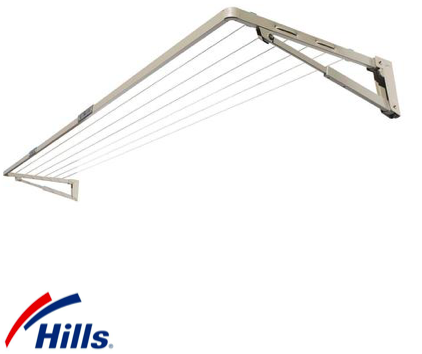 hills long folding clothesline recommendation for upper north shore sydney