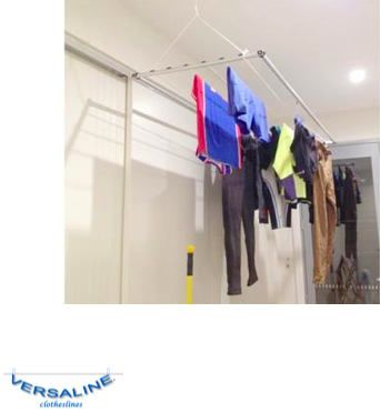 versaline up & away ceiling airer recommendation for upper north shore sydney