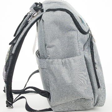 Laptop Backpack Diaper Bag left side