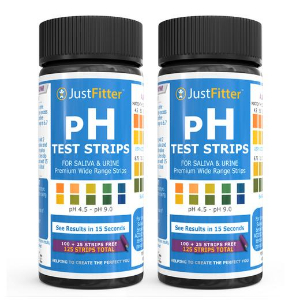 pH Test Strips (2 bottles). 125 strips per bottle (100 + 25 free). For Testing Alkaline and Acid Levels in the Body. Also Receive a free Follow up Phone Call from one of our qualified staff. Any where in the world. Strictly Limited Offer.