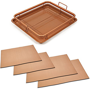 Copper Grill And Bake Mat