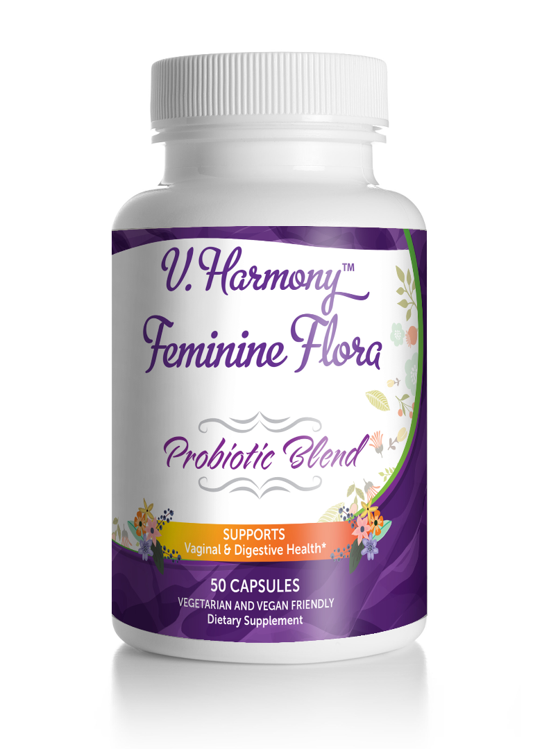 V. Harmony Probiotic Blend