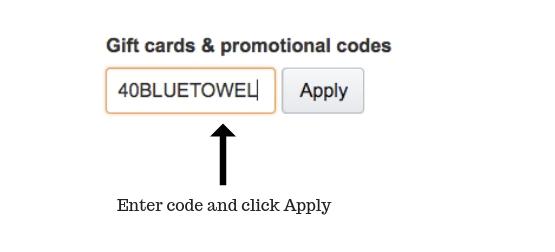 Shantihi Yoga Towel Promo Code