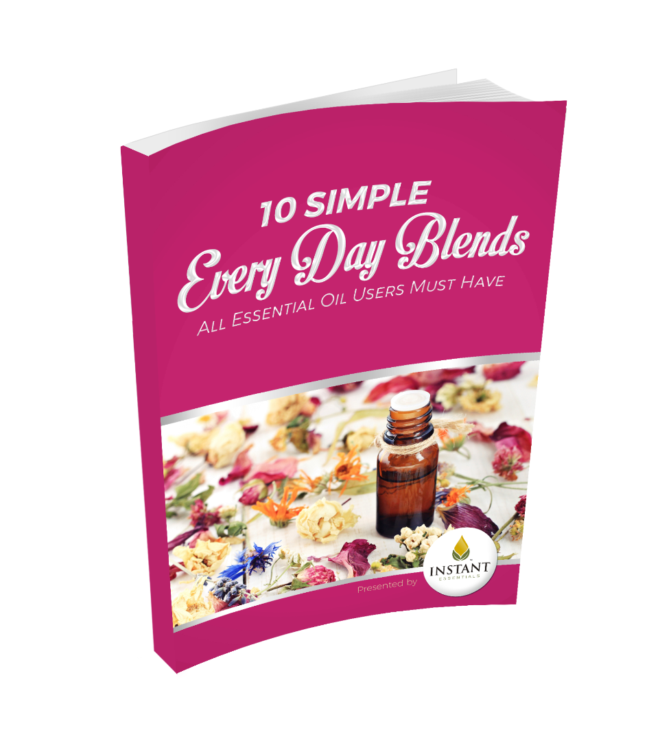 10 simple every day essential oil blends
