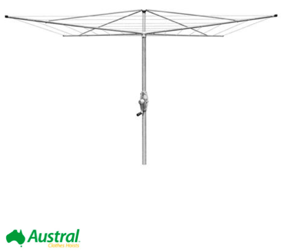 austral super 5 rotary hoist recommendation for wollongong sydney