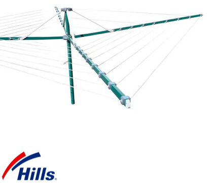 hills hoist 8 line folding rotary clothesline recommendation for Tweed Heads - Byron Bay - Yamba Coast NSW