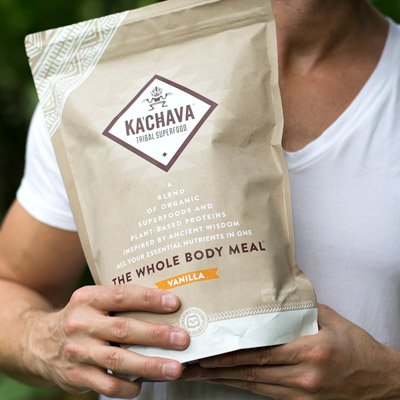 Ka'Chava plant-based superfood protein shake