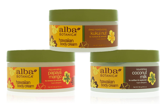 Alba Botanica Body Cream