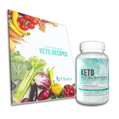 Fitoru Keto 30 Day Supply - 50% OFF
