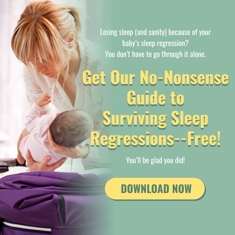 Free Sleep Regression Guide