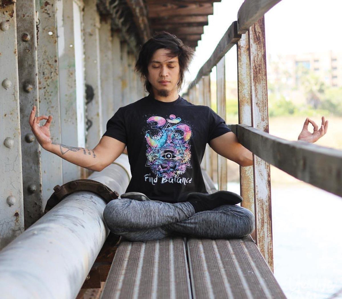 Find Balance t−shirt tank top hoodie - YesWeVibe