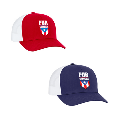 PURSoftball Gorras 'Snapbacks'