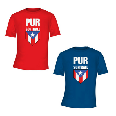 PURSoftball Men T-Shirt