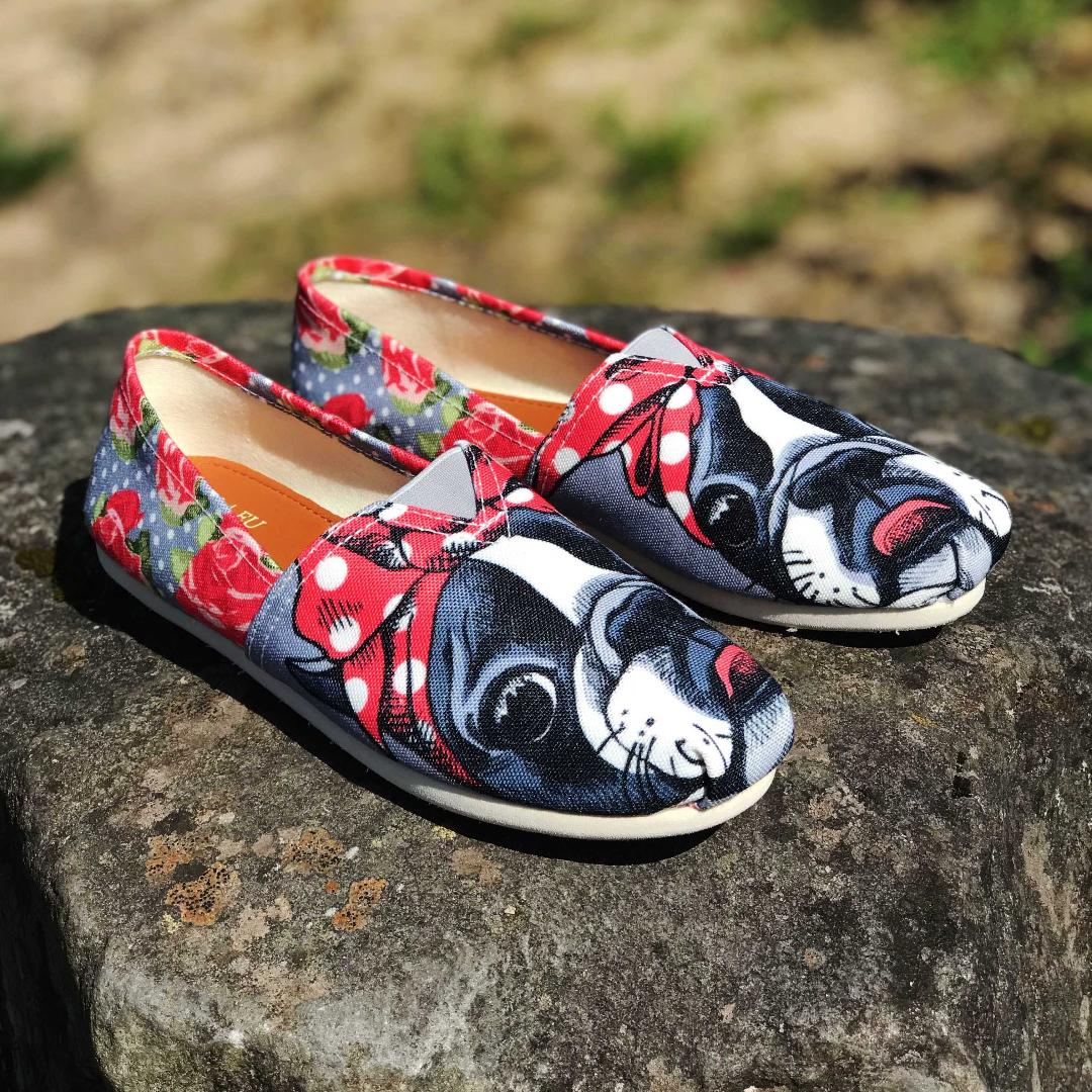Boston Terrier Shoes