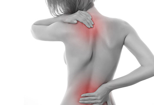 Inflammation in neck and back