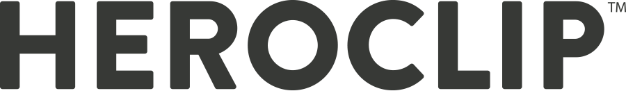 HEROCLIP™ logo