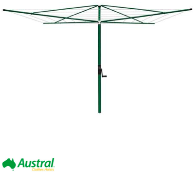 Austral elite 4 rotary hoist clothesline recommendation for Eastern suburbs Melbourne