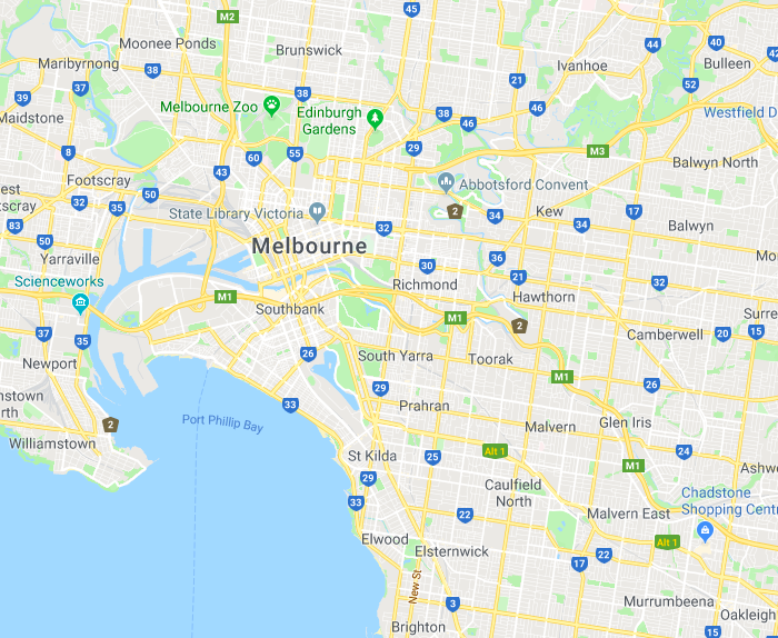 clothesline installation service area in Inner Suburbs Melbourne