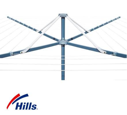 hills hoist 7 line folding rotary hoist clothesline recommendation for mornington peninsula Melbourne