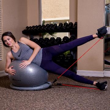 so alpha exercise ball
