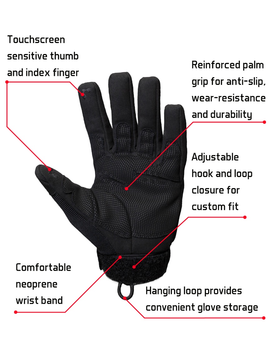 Tac9er Gloves Grip