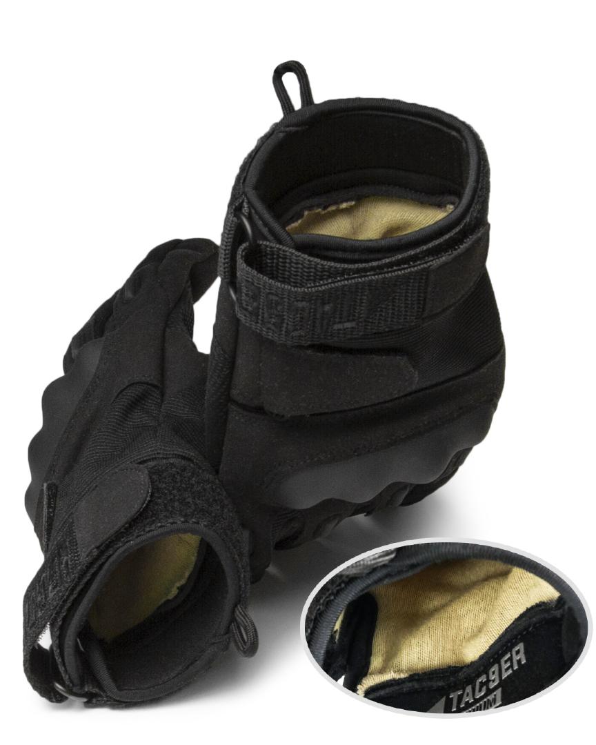 Tac9er Gloves Kevlar Inner Lining