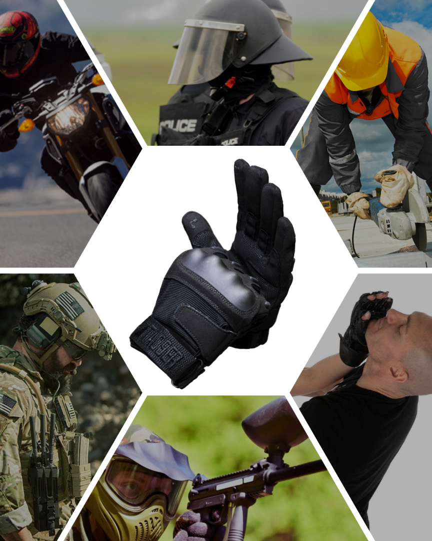 Tac9er Multipurpose Gloves