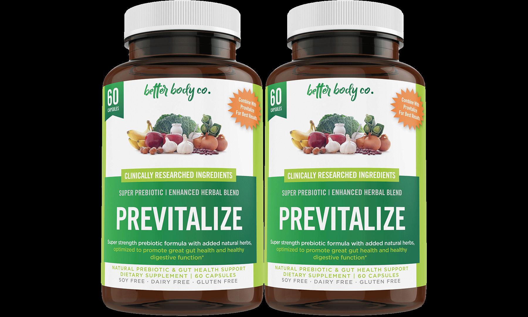 2 Bottles Provitalize