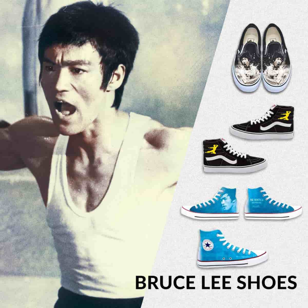 Bruce Lee Shoes | Exclusive to the Bruce Lee Family Store