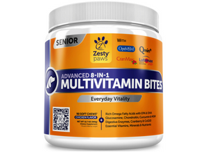 senior multivitamin bites