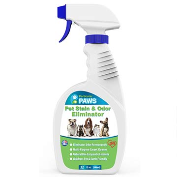 Benefits of Pet Stain and Odor Remover