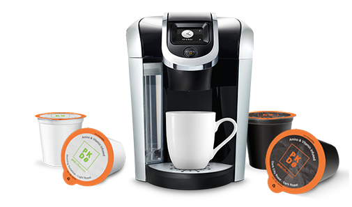 Peaked Coffee Brewing System