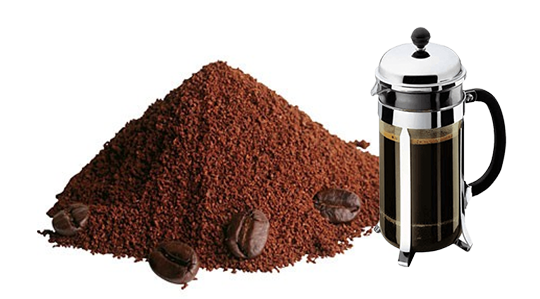 Peaked Coffee Performance Grounds