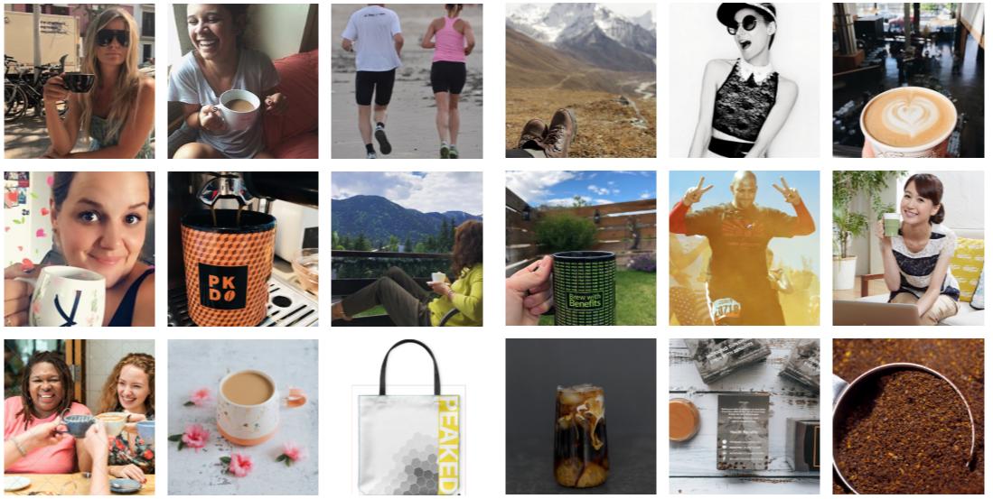 Peaked Coffee - Social Proof