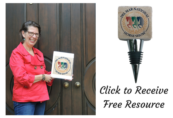 Click to receive free equestrian gift resource