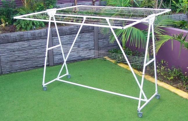 fulcrum mobile portable clothesline recommendation for brisbane QLD