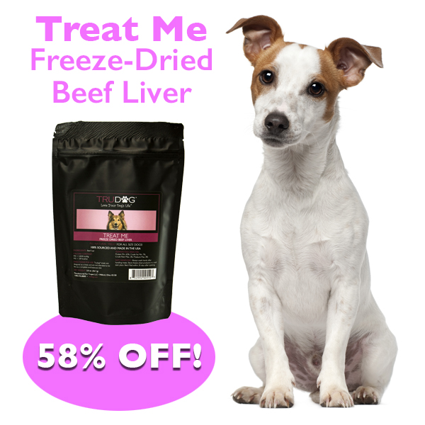 Daily Deal - Beef Liver Treats