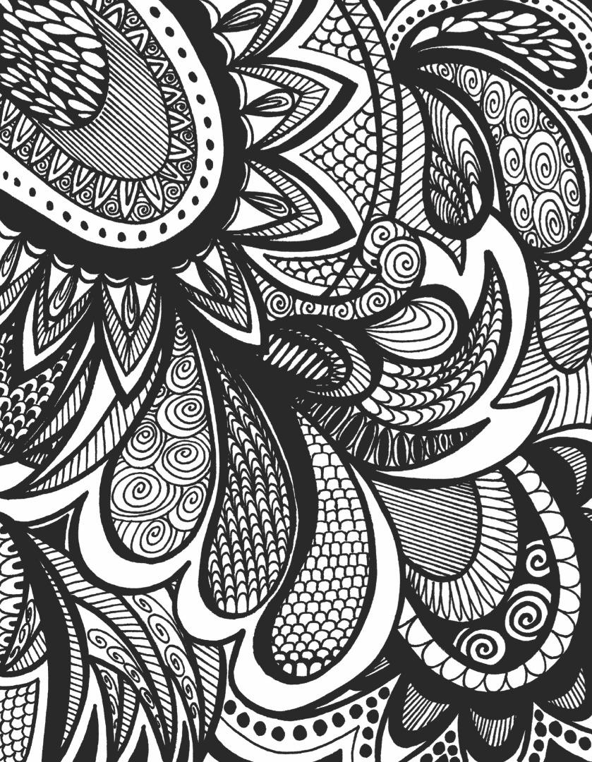 Calming Doodles