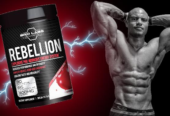 Rebellion Pre Workout
