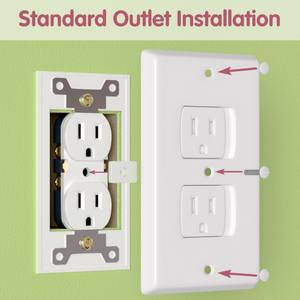 Plug covers baby proofing electrical outlets socket protectors