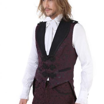 Gothic Baroque Tailcoat