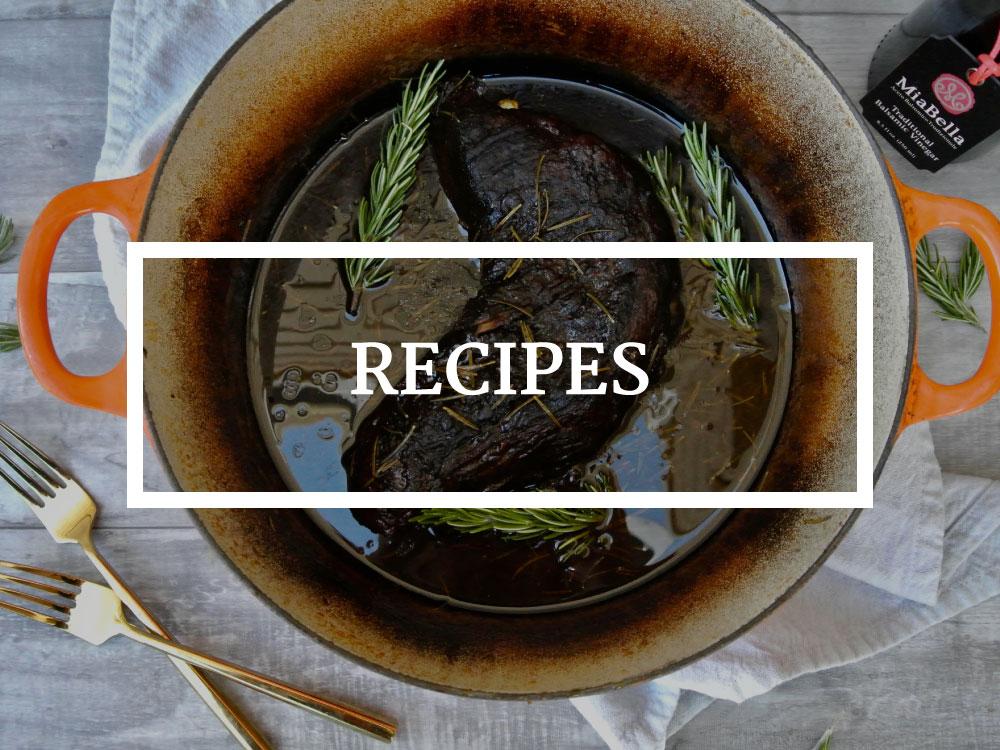 Browse MiaBella Recipes