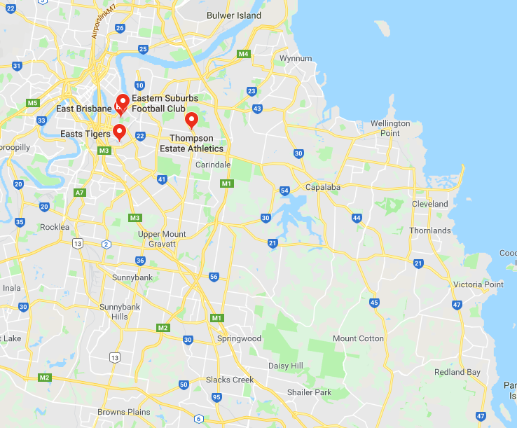 clothesline installation service area in eastern suburbs brisbane
