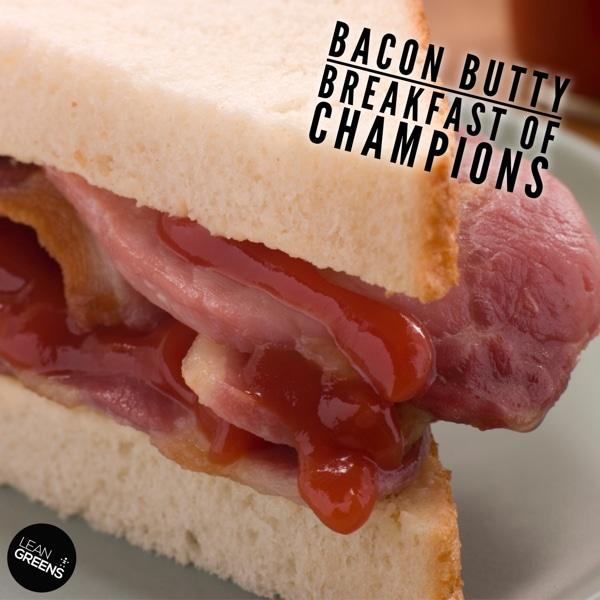 Nutrition For Mountain Biking - Bacon Butties