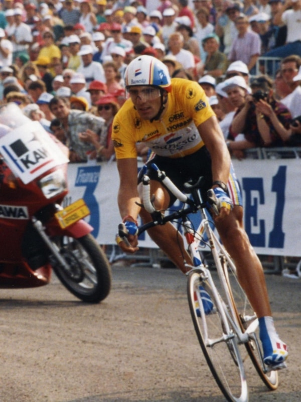 Miguel Indurain - Always wanted to be like him