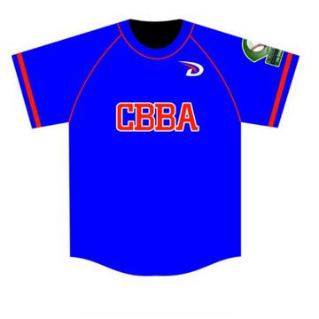 CBBA 10th Grade Practice Shirt