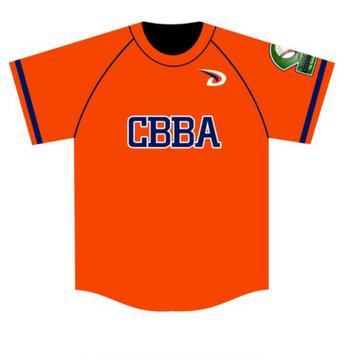 CBBA 12th Grade Practice Shirt