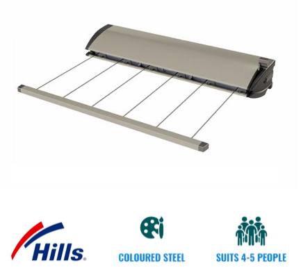 hills everyday 6 retractable clothesline recommendation for northern suburbs brisbane